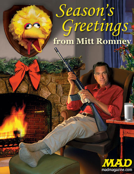 Season's Greetings From Mitt Romney