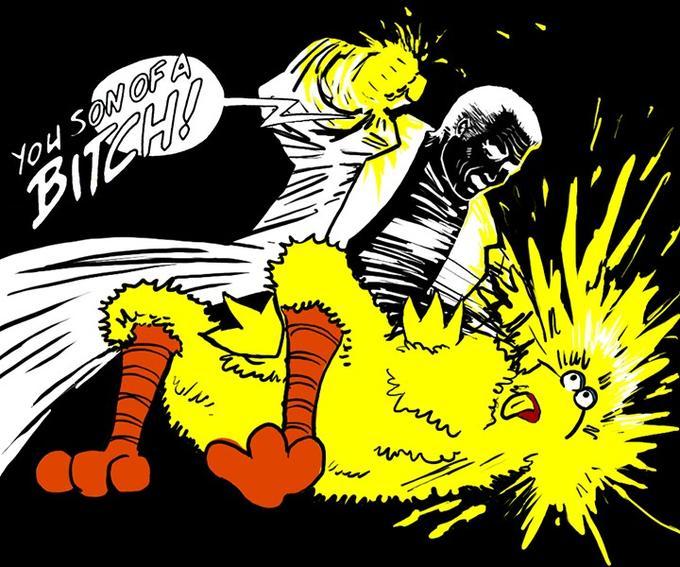 Romney Fights Big Bird