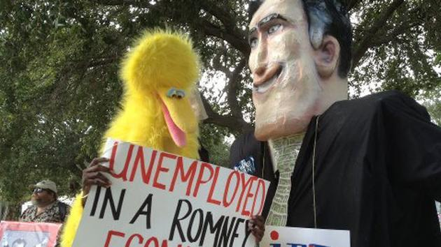Unemployed in a Romney Economy