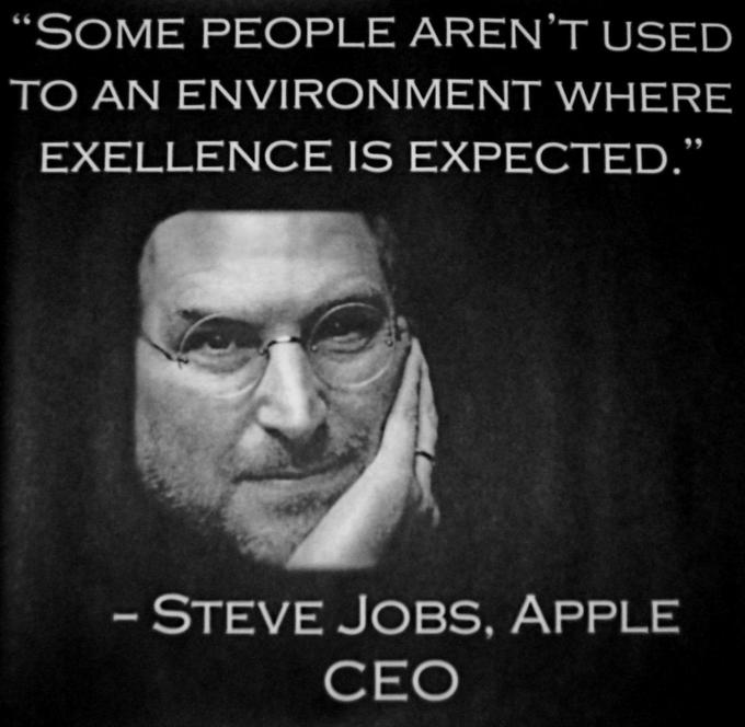 Remember Steve Jobs