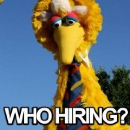 Who Hiring?
