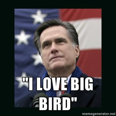I Love Big Bird