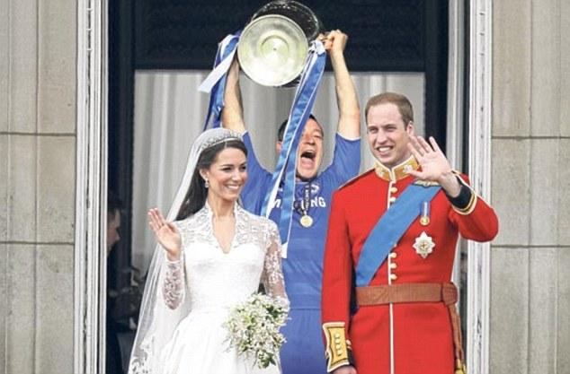 John Terry Royal Wedding