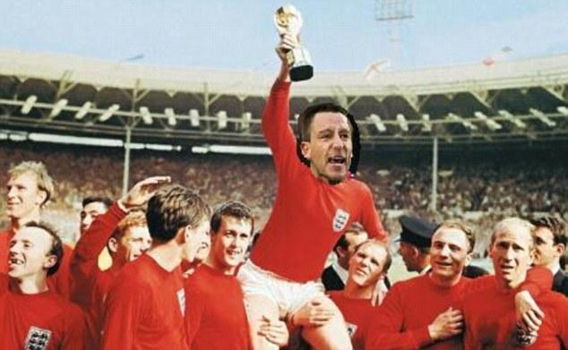 John Terry 1966 World Cup
