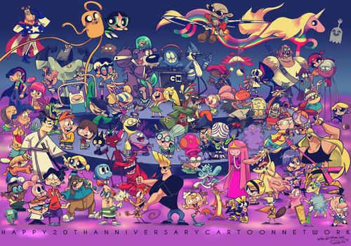 Cartoon Network's 20th Anniversary