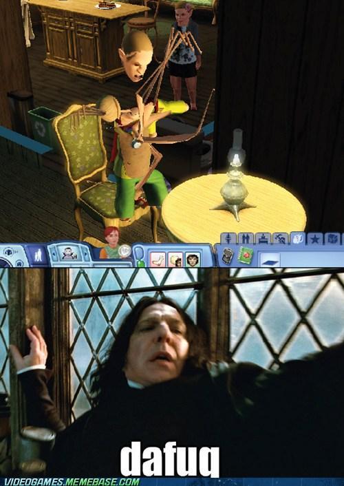 Dafuq Sims???