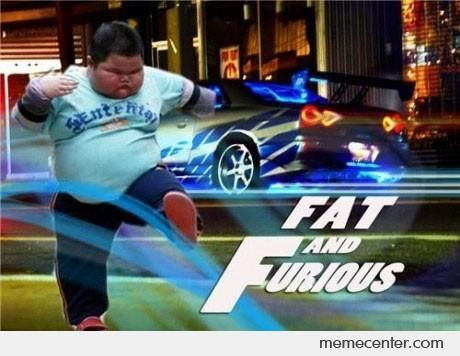 Lu Hao Fat and Furious