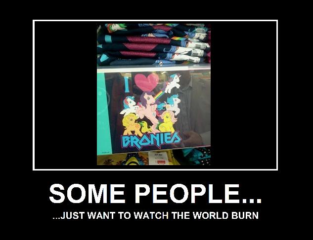 Wallmart wants to watch the world burn