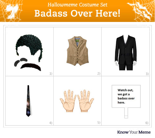 Neil deGrasse Tyson (Halloween Costume Set)