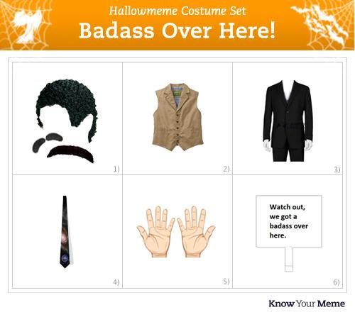 Neil deGrasse Tyson (Halloween Costume Set)
