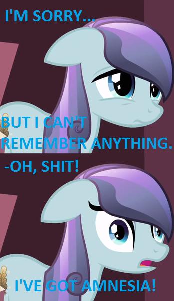 Amnesiac Crystal Pony