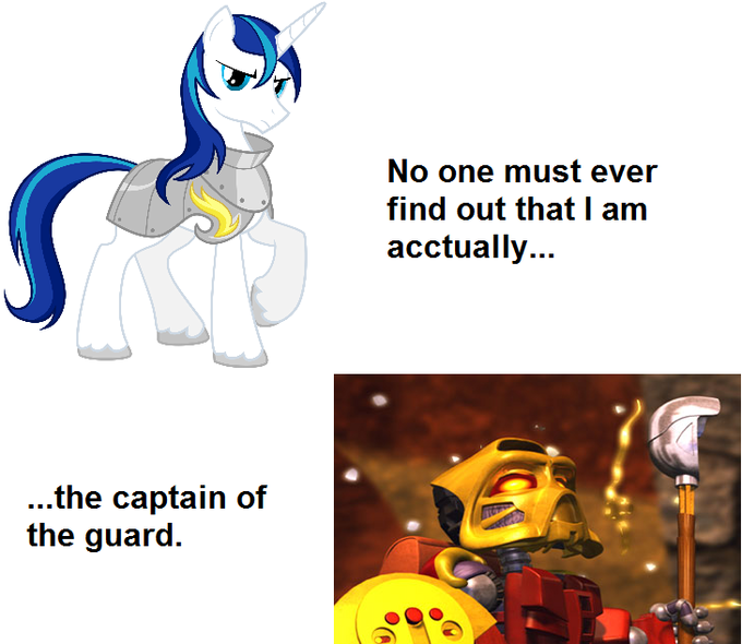 BIONICLE + MLP