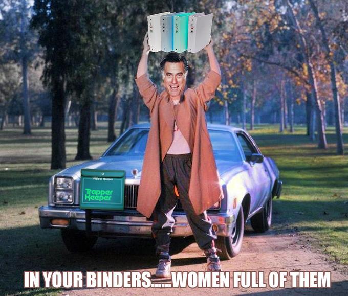 In Your Binders...