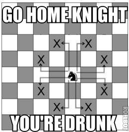 Go Home Knight