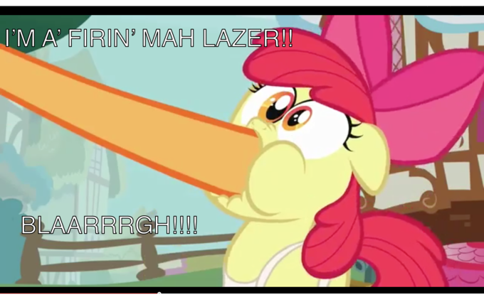 Apple Bloom Shoop-Da-Whoop