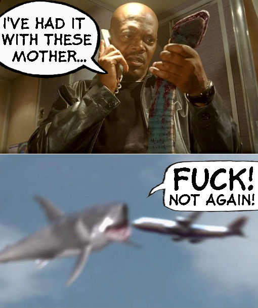 How Snakes On A Plane SHOULD Have Ended…