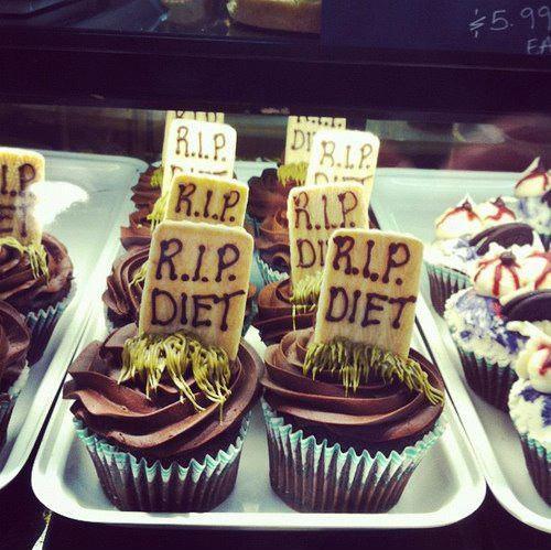 RIP Diet Cupcakes