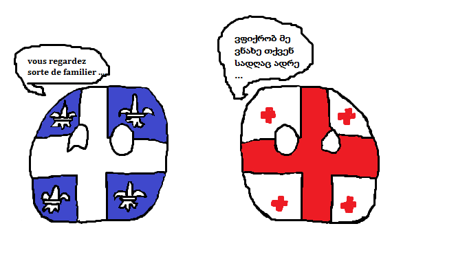 Québec and Georgia