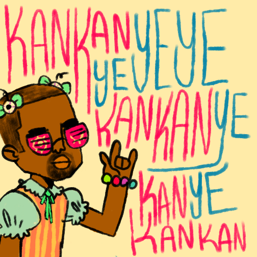 http://kaykonut.tumblr.com/post/30083069257/kanye-pamyu-pamyu
