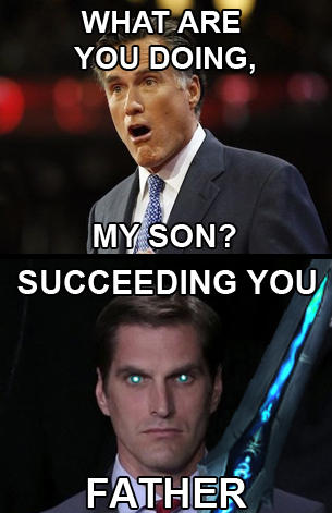 Josh Romney, Prince of Darkness