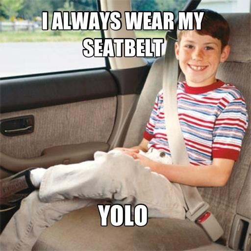 Correct way to YOLO