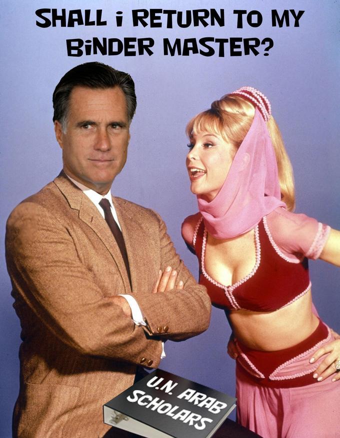 Romney's Secret UN Arab Scholar ...