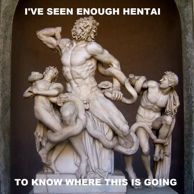 Even in the Ancient Greece