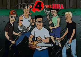 Left 4 The Hill
