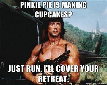 Run! its cupcake time