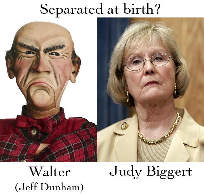 Walter & Judy Biggert