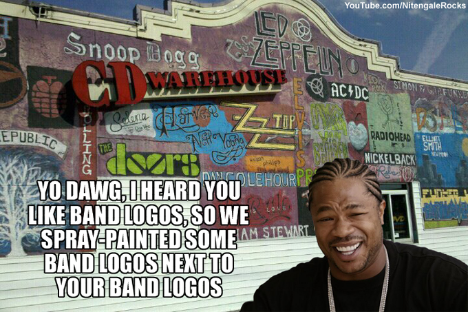 Xzibit - CD Warehouse
