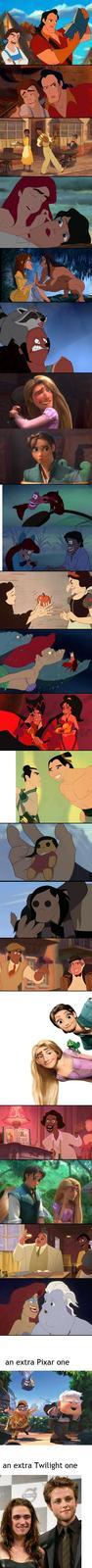 Disney-Face Swap Edition