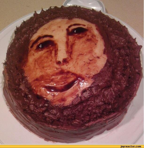 Botched Ecce Homo painting cake