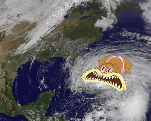 Sandy's Comin'