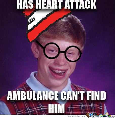 Bad Luck Waldo