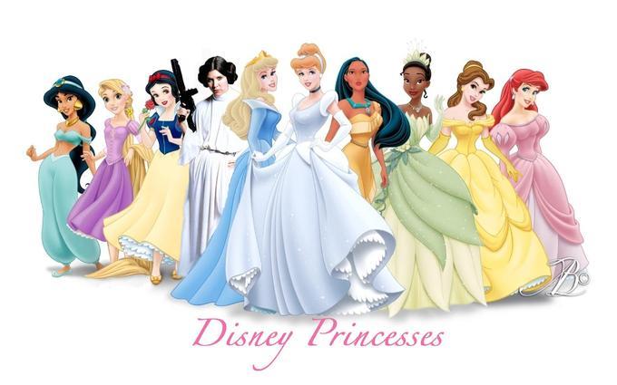 New Disney Princess