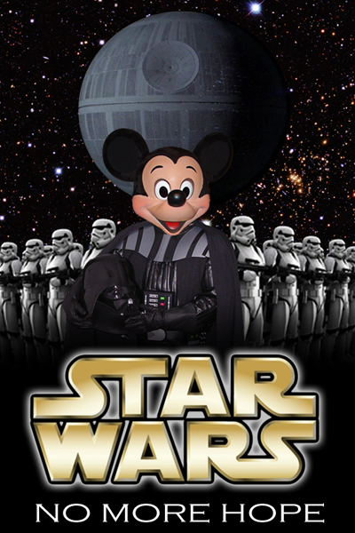 Darth Mickey