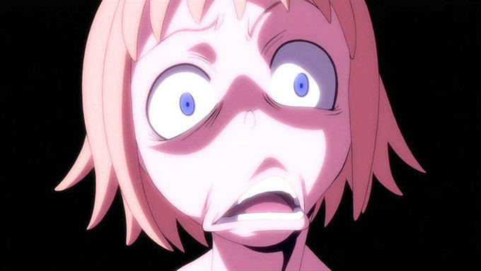 Crona's War Face