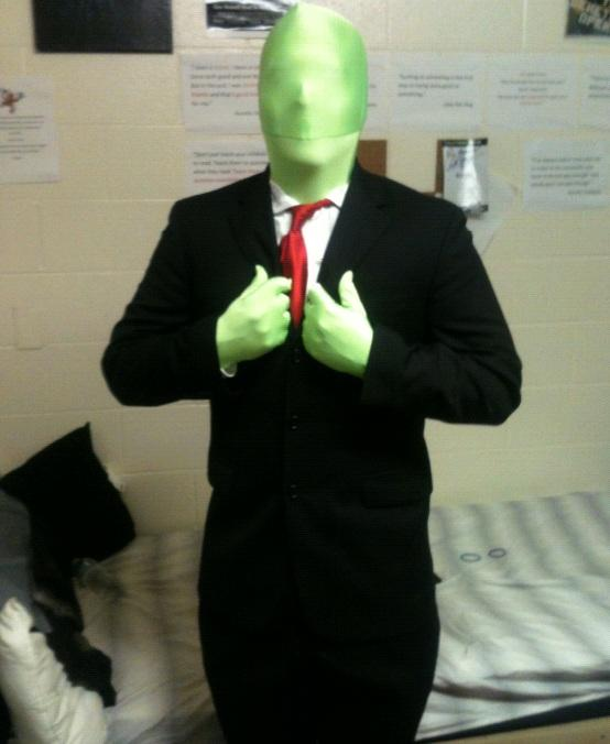Old Anonymous Costume