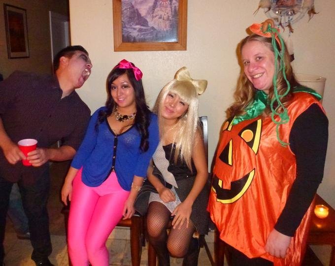 Halloween Photo Bomb