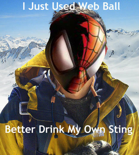 Better Drink My Own Sting