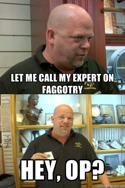 Pawn Stars Expert on Op