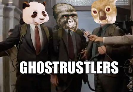 Ghostrustlers