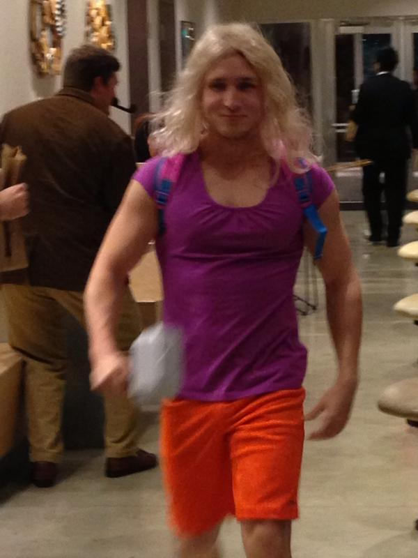 Thora the Explorer
