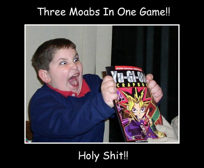 Three Moabs In On Game