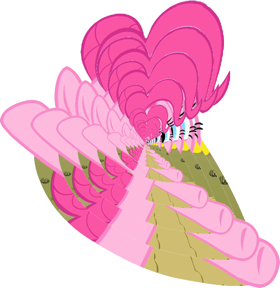 Pinkie Pie Divided By 4th Wall