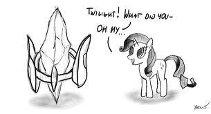 ...Twilight is a pylon?