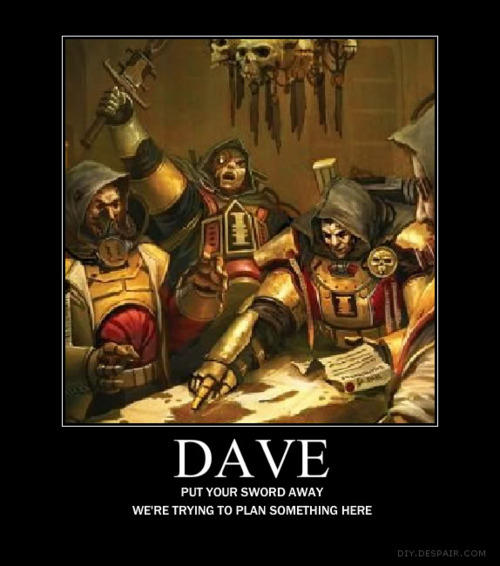 """There is always """"that"""" one guy in some DM games."""