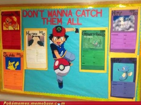 Don't Wanna Catch Them All