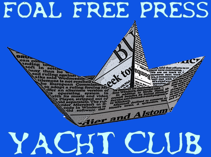 Foal Free Press Yacht Club